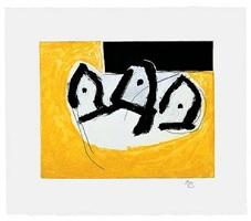 sirens i (cr 443) by robert motherwell