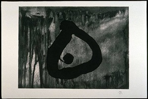 the cavern (cr 491) by robert motherwell