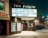 the forum, philadelphia by will steacy