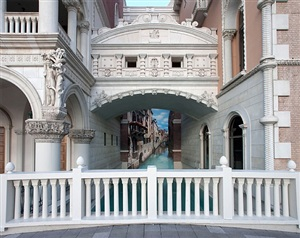 <!--02-->venice, las vegas: bridge of sighs by andrea robbins and max becher