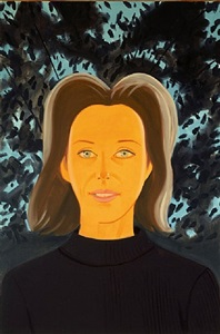 black sweater by alex katz
