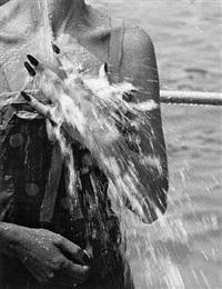 florette, monte carlo, août 1953 by jacques henri lartigue