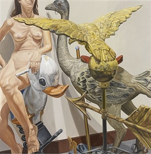 philip pearlstein new works by philip pearlstein