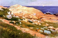 rock of gloucester by frank duveneck