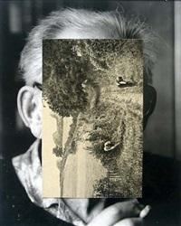 old mask i by john stezaker
