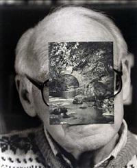 old mask viii by john stezaker