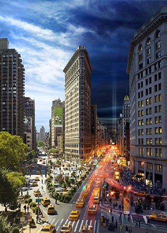 flatiron by stephen wilkes