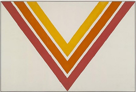 kenneth noland · 534 w 26th street by kenneth noland