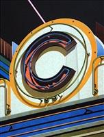 an american alphabet: c by robert cottingham