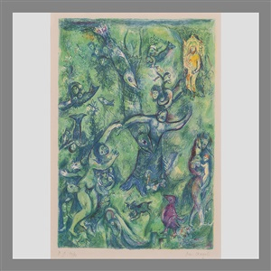 pl 9 abdullah discovered before him by marc chagall