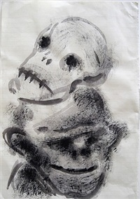 untitled by rosemarie trockel