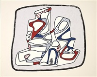 immeuble by jean dubuffet