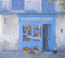 quincaillerie, provence by nicholas verrall