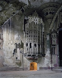 organ screen, from detroit by andrew moore