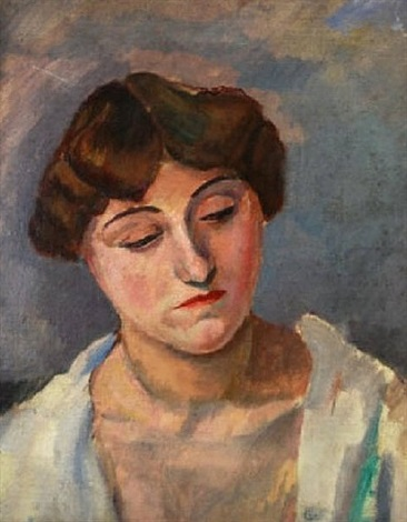 marie by jules pascin