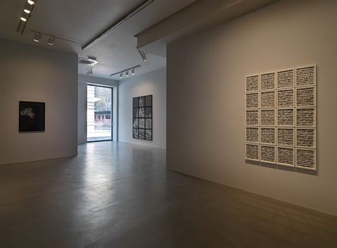 installation view by gary simmons