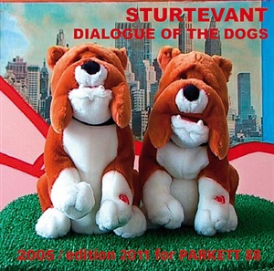 dialogue of the dogs by elaine sturtevant