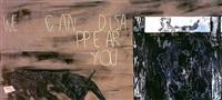 dissappear you by leon golub