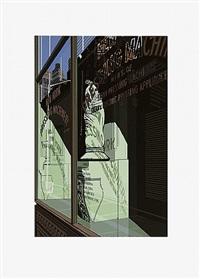 pressing machinery (aus portfolio 'urban landscape ii') by richard estes