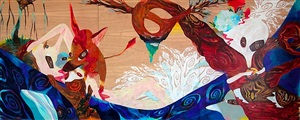 nami to kitsune by kentaro kobuke