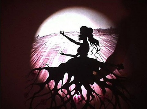 fall frum grace, miss pipi's blue tale by kara walker