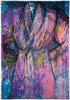 untitled (robe 7) by jim dine