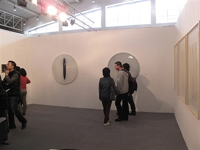 art beijing 2011 (booth view)