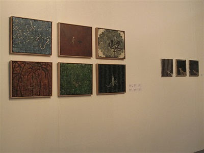 art beijing 2011 (works of wang yabin)
