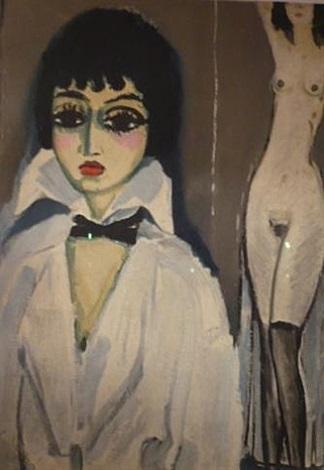 marcelle leoni by kees van dongen