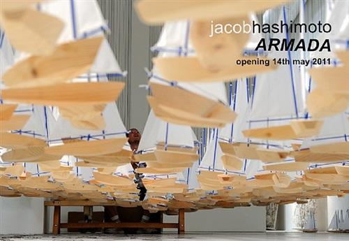 jacob hashimoto - armada