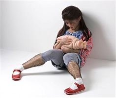 the comforter by patricia piccinini
