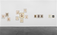 exhibition view by john currin