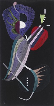 la resolution by wassily kandinsky