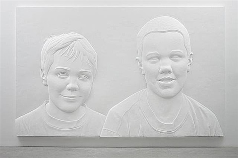 two boys by charles ray