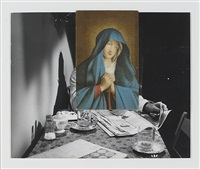 visitation by john stezaker