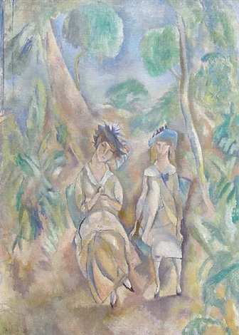 printemps by jules pascin