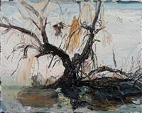 desert tree by allison schulnik