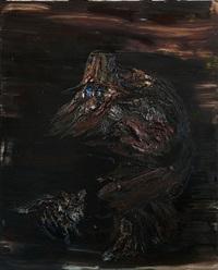 night wind by allison schulnik