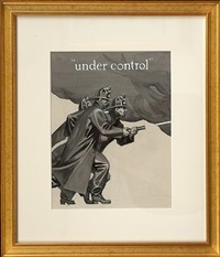 under control by edward hopper