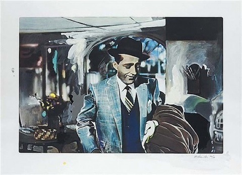 i'm dreaming of a black christmas by richard hamilton