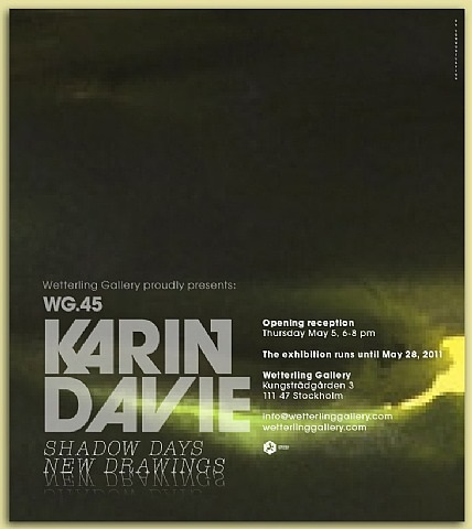 karin davie: shadow days