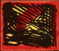 red eye by howard hodgkin