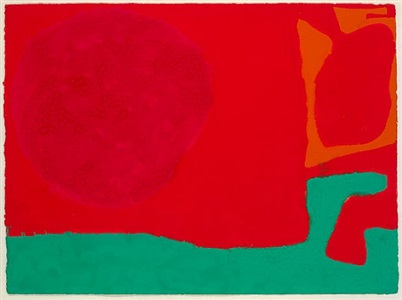 summer exhibition 2011 by patrick heron
