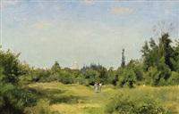 la plaine d'issy-les-moulineaux by stanislas lépine