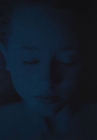 sleep (26) by gottfried helnwein