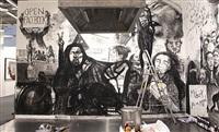 untitled 2011 ( who's afraid of...), art 42 basel, basel, switzerland by rirkrit tiravanija