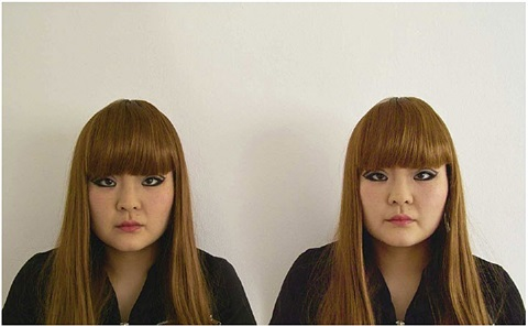 mirrors 15 by tomoko sawada