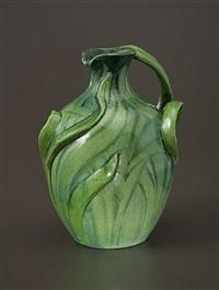 grass handle pitcher by edmond lachenal