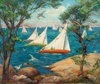 skirting the sail by marguerite stuber pearson