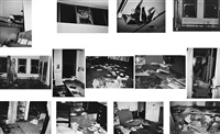 incident on 9th street by christopher wool